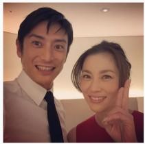 【エンタがビタミン♪】伊勢谷友介、瀬戸朝香とのツーショットに緊張「実はファンでした」