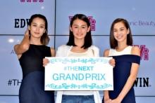 【エンタがビタミン♪】世界目指すグランプリは14歳に決定。大先輩・水原希子「辛い事あったら相談のる」