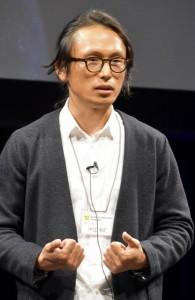 作品「嘘と寝た女」グランプリ受賞者の中江和仁氏