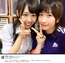 【エンタがビタミン♪】AKB48・内山奈月の卒業発表に横山由依「ファンを大切にする姿に影響受けた」