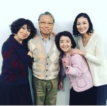 【エンタがビタミン♪】板谷由夏が『遺産争族』オフショットを公開「普段は和気あいあい」