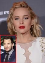 【イタすぎるセレブ達】ジェニファー・ローレンス、既婚クリス・プラットとの濡れ場撮影に罪悪感。