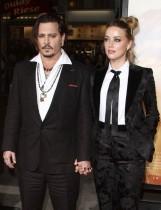 【イタすぎるセレブ達】ジョニー・デップ、若妻アンバー・ハードにベタ惚れ「美人だし最高!」