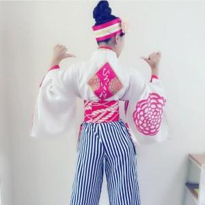 『おーい!ひろいき村』での森川彩香(画像は『森川彩香 Instagram』より)