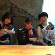 【エンタがビタミン♪】大島美幸、蜷川実花らと子連れランチへ「親方、母の顔ですね」