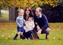 【イタすぎるセレブ達】ウィリアム王子夫妻が家族写真公開「メリークリスマス! 」