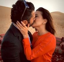 【イタすぎるセレブ達・番外編】エヴァ・ロンゴリアが婚約。3度目の結婚へ。