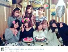 【エンタがビタミン♪】AKB48OG・駒谷仁美の誕生日を大島麻衣、平嶋夏海、川上ジュリアらが祝福。