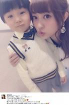 【エンタがビタミン♪】菊地亜美、大好きな寺田心くんに会い「疲れが吹き飛んで元気に」