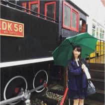 """【エンタがビタミン♪】松井玲奈が""""鉄道BIG4""""で台湾へ。SKE時代からの願望果たす。"""