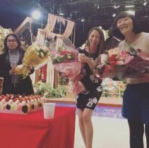 【エンタがビタミン♪】 河北麻友子、川村エミコ、ロッチ中岡の誕生日を祝福。『イッテQ!』の強い絆。