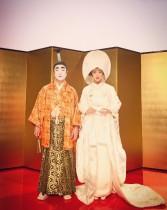 """【エンタがビタミン♪】中村アンがバカ殿様と結婚!? 白無垢姿に""""優香姫""""の身を案じる声も。"""
