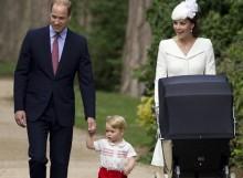 【イタすぎるセレブ達】英ジョージ王子、クリスマスを前に興奮。父ウィリアム王子は「雪が降れば」と願う。