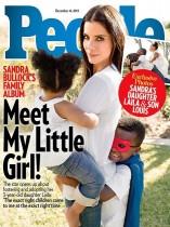 【イタすぎるセレブ達・番外編】サンドラ・ブロック、2人目の養子迎える。今度は3歳女児。