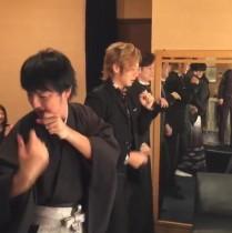 【エンタがビタミン♪】上地雄輔の結婚式で復活した羞恥心、控え室では練習も。品川祐が動画を公開。