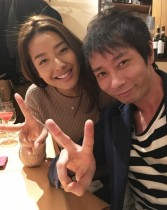 【エンタがビタミン♪】すみれ、兄・いしだ壱成の誕生日を祝福「こんな妹だけどよろしくね!」