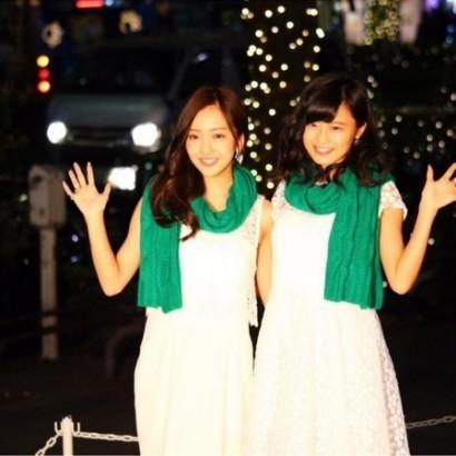 【エンタがビタミン♪】板野友美&小島瑠璃子、お揃いコーデで新ユニット結成?