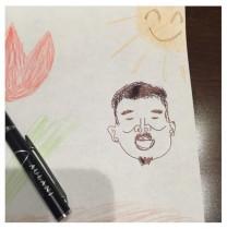 【エンタがビタミン♪】木下優樹菜、フジモンの似顔絵がうますぎる。愛しい人だからこそ?