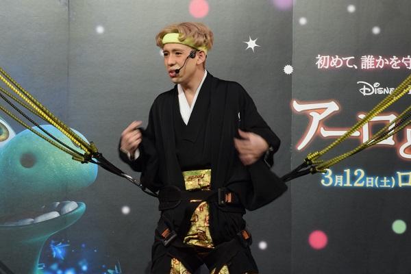 【エンタがビタミン♪】りゅうちぇる「ポスト稲垣吾郎を狙います!」