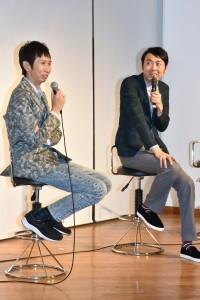 来月40歳となる田中卓志は「時間がない!」と山根良顕に焦りを見せる