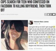 【海外発!Breaking News】Facebookで「アタシ、元カレを刺してやったわ」18歳女、通報され逮捕(米)