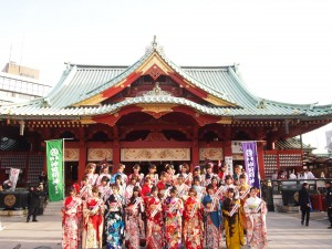 AKB48グループの新成人32名