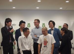 『ワタナベお笑いNo.1』 決戦を前にしばし休戦?