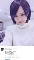 """【エンタがビタミン♪】山本彩、""""ツリ目が魅力的な女性""""ランキングに「恐れ多い」"""