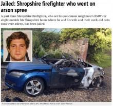 【海外発!Breaking News】パート消防士が放火「出動すれば金になる」(英)