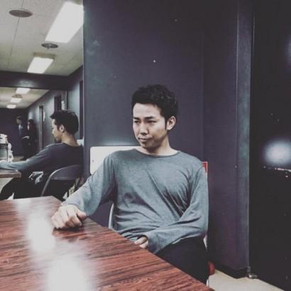 【エンタがビタミン♪】ピース綾部 本番前ショットが「めっちゃかっこいい」