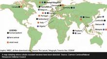 【海外発!Breaking News】最後の頼みの綱=抗生物質「コリスチン」の耐性菌すでに19か国で確認