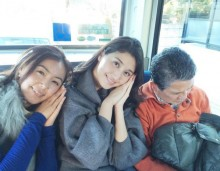 【エンタがビタミン♪】橋本マナミ、ロケでうたた寝する徳光和夫に「たまには眠くなるよね」