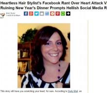 【海外発!Breaking News】「レストランで心臓発作とかマジ迷惑」 若い女性の発言にSNS炎上(米)