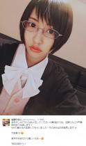 【エンタがビタミン♪】佐野ひなこ、ショートカットで大胆イメチェン ドラマ『ダメ恋』にも期待