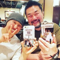 【エンタがビタミン♪】北斗晶&佐々木健介、笑顔の2ショット キンタロー。の結婚を祝福