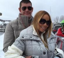 【イタすぎるセレブ達】マライア・キャリー婚約か。大富豪恋人のプライベートジェットで豪へ。