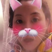 【エンタがビタミン♪】松井玲奈、猫になって肌ケア 動画が可愛すぎる