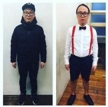 【エンタがビタミン♪】「トレエンたかしはオール黒」タカトシ・タカのファッションチェックが面白い!