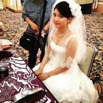 【エンタがビタミン♪】川島海荷、ウェディングドレス姿に「着すぎると婚期遅れる」と不安も