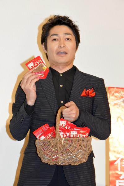 「テレビさんに渡していない!」安田顕