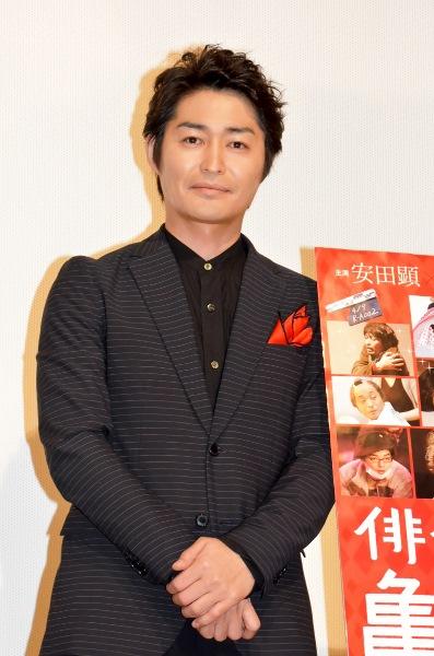 「本当に幸せ者でございます」安田顕