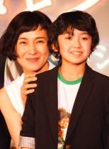 【エンタがビタミン♪】安田成美、米監督と友達に 「ピクサーにご招待します」に子役と笑顔