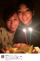 【エンタがビタミン♪】前田敦子が中田早保の誕生日をカウントダウン「お祝いできる事って幸せ」