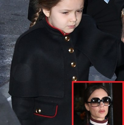 【イタすぎるセレブ達】ヴィクトリア・ベッカム、4歳娘のファッションセンスをべた褒め