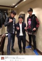 【エンタがビタミン♪】ノンスタ井上、山田涼介と格闘後にツイート「怪我させて、ごめんなさい」