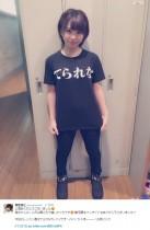 """【エンタがビタミン♪】ブラマヨ吉田の""""てられな""""Tシャツ アイドルも着用する人気"""