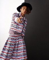 【イタすぎるセレブ達】ウィル・スミス、スカート愛用する息子のファッションに「試せばいい」