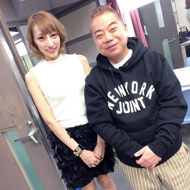 【エンタがビタミン♪】出川哲朗、加藤紗里との2ショットに「人の良さが滲み出てる」