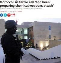【海外発!Breaking News】「イスラム国」破傷風菌毒素で生物兵器か モロッコ警察がアジト急襲!