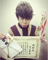 【エンタがビタミン♪】西川貴教 AKB48公演で表彰され「マジでビビった…」